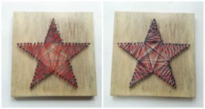 Star String Art Patterns Pictures