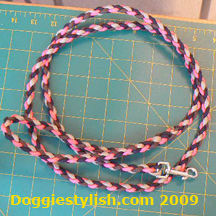 Step by Step Paracord Dog Leash Instructions