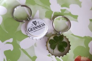 Unique Keychain Ideas from Bottle Cap