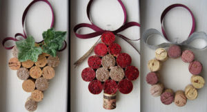 Wine Cork Ornaments DIY Images