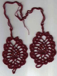 Barefoot Crochet Sandals Instructions