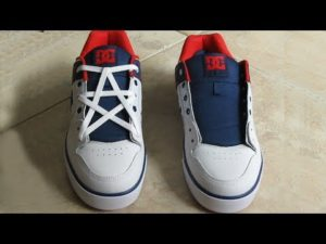 Best Way to Lace Shoes