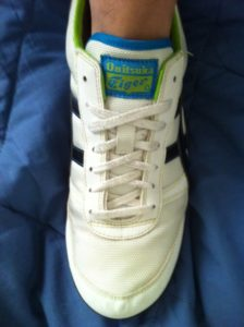 Best way to lace casual shoes
