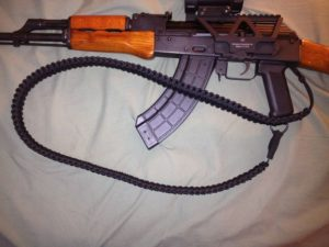 Convertible Paracord Rifle Sling