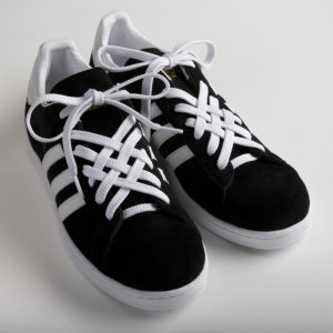 Cool Way to Lace Up Shoes