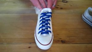 Cool Way to Tie Shoe Laces