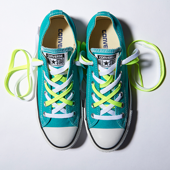 Cool Ways to Lace Shoes