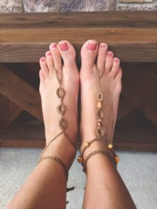 Crochet Barefoot Sandal Patterns