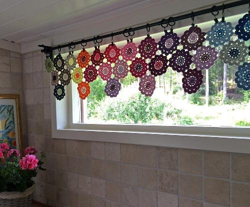 Crochet Valance Pattern Free Ideas For Diy
