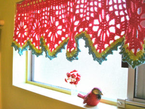 Crochet Valance Patterns