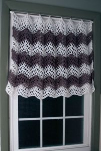 Crochet Valances Pattern