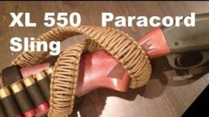 DIY Paracord Rifle Sling