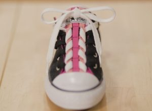 Different Ways to Lace Your Converse Shoes