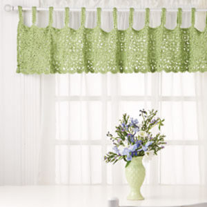 Free Crochet Valance Patterns