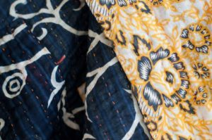Kantha Quilts Images