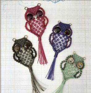 Macrame Owl Patterns