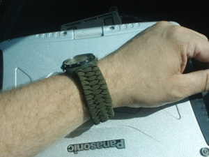 Make Paracord Watch Band
