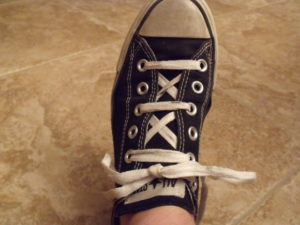 New Ways to Lace Shoe