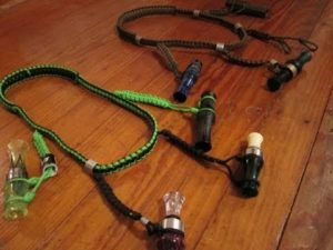 paracord call lanyard instructions