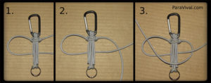 Paracord Lanyard Step-by-Step