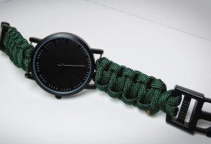Paracord Watch Band Design