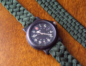 Paracord Watch Band Project
