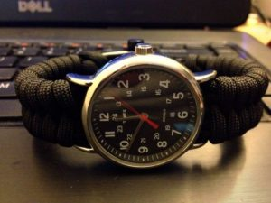 Paracord Watch Band Tutorial