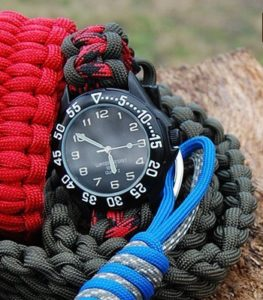 Paracord Watchband Instructions
