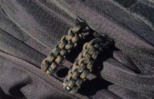 Paracord Zipper Pull Pattern