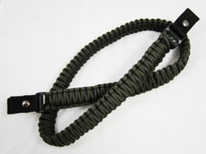 Simple Paracord Rifle Sling