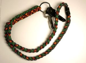 Tie Paracord Lanyard
