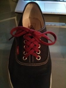 Unique Ways to Lace Shoes