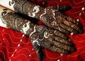 Beautiful Bridal Mehndi Designs for Hands
