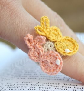Crochet Ring DIY