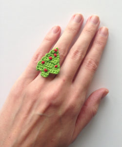 Crochet Ring Instruction