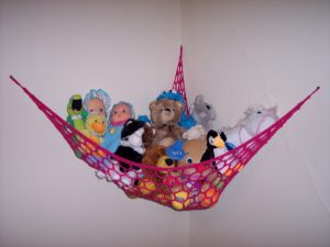 Crochet Toy Hammock Free Pattern