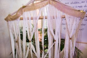 DIY Macrame Curtain Design
