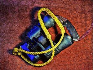 DIY Paracord Binocular Strap