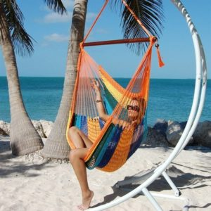 DIY Paracord Hammock Chair