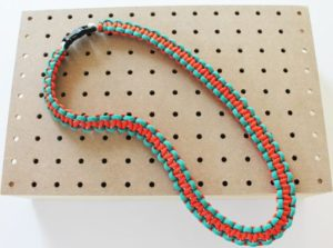 DIY Paracord Necklace Instructions