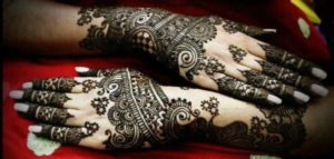 Eid Mehndi Design for Bridal