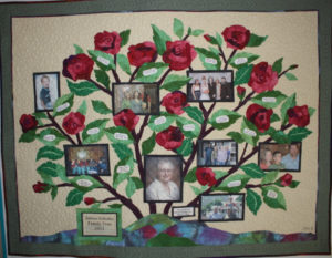 Family Tree Photo Quilt