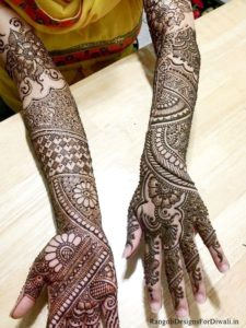 Free Bridal Mehndi Design Download