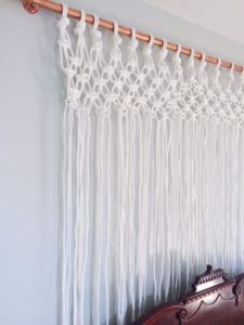 Free Macrame Curtain Patterns