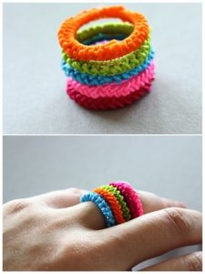 How to Make Crochet Ring