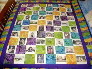 How to Make Photo Quilt