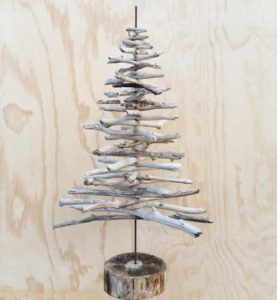 Large Driftwood Christmas Tree.