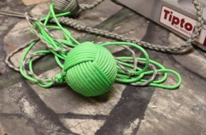 Large Paracord Monkey Fist