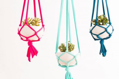Macrame Plant Hanger Patterns