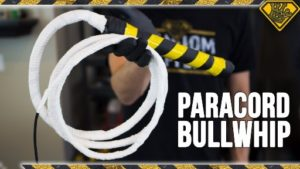 Make Paracord Bullwhip